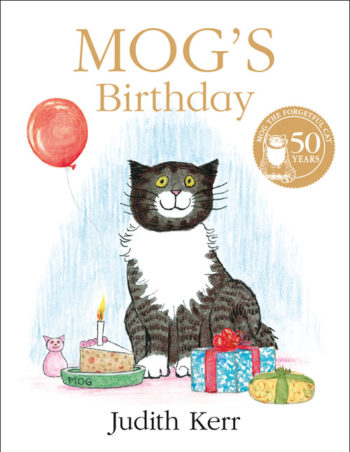 Mog's Birthday - Judith Kerr, Illustrated by Judith Kerr